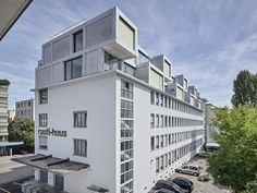 """spillmann echsle architekten ag / spillmann echsle architekten ag / """"rauti-huus"""" / Wohnungsbau/Mehrfamilienhäuser"""