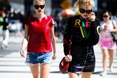 Caroline Vreeland and Shea Marie