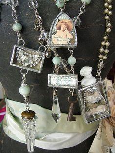 Jewels by Diana Frey, via Flickr