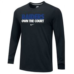 This MTSU Nike basketball shirt says all that needs to be said. #MTSU #blueraiders #textbookbrokers #Nike