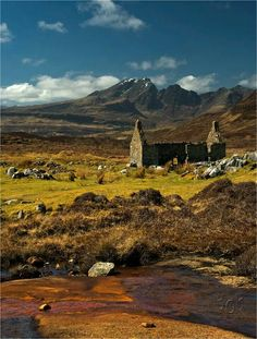 Kilchrist, Skye, #Scotland