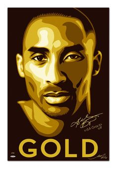 Kobes only gold from every were on the court