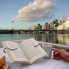 A hands-free book holder. | 23 Insanely Clever Products You Need In Your Life