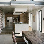 Küche Beton Eiche PJ von Wiedemann