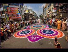 Ganpati Festival in Pune Pune Ganpati, Ganpati Visarjan, Girly Pics, Girly Pictures, Ganpati Festival, Hindu Festivals, Incredible India, Ganesha, Diwali