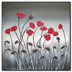 "Poppy Seeds  ( Tiny Treasure Series )    12x12""    by Amanda Dagg  http://www.dagg.co.uk/images/121225e1.jpg"