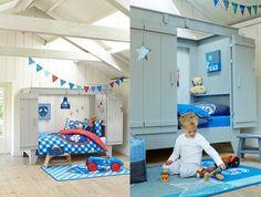 Lief! Lifestyle kinderbed | mooie houten bedstee voor jongen (nieuw!) | ZOOK.nl | houten kinderbed #kinderkamer #inspiratie
