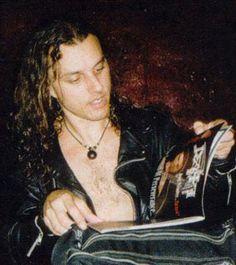 Chuck Schuldiner, Thrash Metal, People Art, Death Metal, Metal Bands, Hard Rock, Black Metal, Rock N Roll, Grunge