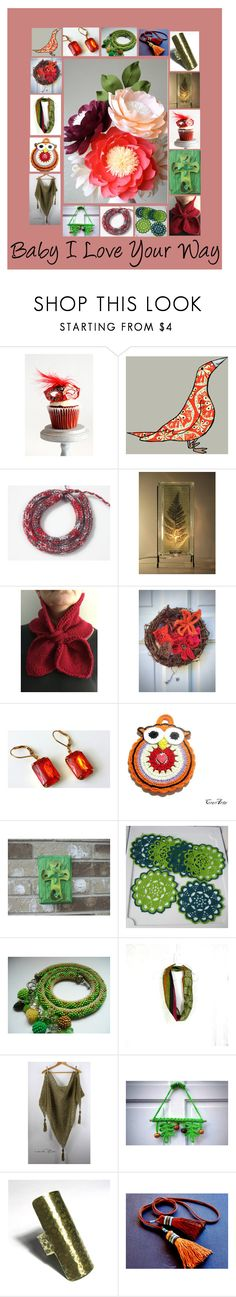 """""""Baby I Love Your Way: Autumn Gift Ideas"""" by paulinemcewen ❤ liked on Polyvore featuring Masquerade, Hostess, Scialle, kitchen, rustic and country"""