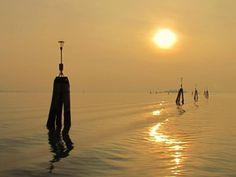 11  Laguna veneziana - Venezia - Veneto foto di MARIA GABRIELLA CILENTO