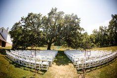 Outdoor ceremony,  mayowood stone barn MN