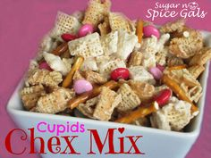 CUPIDS CHEX MIX