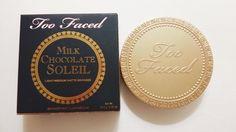 Ami's Magic Box: Review: [Too Faced] Milk Chocolate Soleil Bronzer