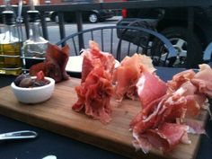 #Meat plate :) from Ugo Bar