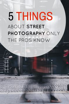Real street photography strives for a story in a single frame. Learn how with these five street photography tips only the pros know.