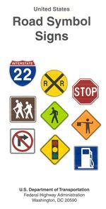 Ideas for table numbers? wide assortment of United States Road Symbol Signs