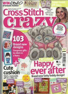 Gallery.ru / Фото #1 - Cross Stitch Crazy 155 октябрь 2011 - tymannost