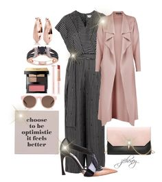 """Choose to be Optimistic, It Feels Better"" by jfcheney ❤ liked on Polyvore featuring Diane Von Furstenberg, Boohoo, Bobbi Brown Cosmetics, Christian Dior, Miadora, Bloomingville and Puma"