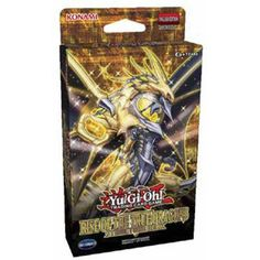Authorized Yu-Gi-Oh Konami - Rise of the True Dragons - Structure Deck