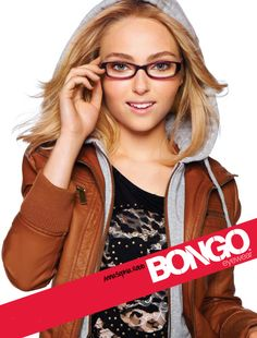 Bongo eyewear and Anna Sophia Robb gear up for Fall/Winter