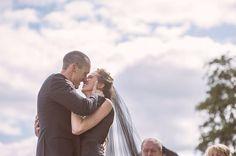 The bride wore a black wedding dress at Ashford Castle lawn ceremony Ashford Castle, Irish Wedding, Black Wedding Dresses, Wedding Ceremonies, Vows, Bride, Couple Photos, Celebrities, Photography