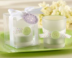 13 Baby Shower Favors to Ooh and Ahh Over!