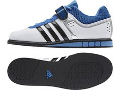 Adidas POWERLIFT.2 white/blue