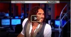 Russell Brand Puts MSNBC's Morning Joe in its Place | Watch Now