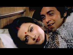 Phir Wahi Raat Hai - Vinod Mehra, Kishore Kumar, Ghar Song Hindi Old Songs, Hindi Movie Song, Movie Songs, Hindi Movies, Old Bollywood Songs, Bollywood Stars, Vinod Mehra, Golden Hits, Meaningful Lyrics