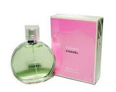 Chance Eau Fraîche by Chanel - My favourite perfume