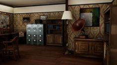 Coc Online, Liquor Cabinet, Storage, Furniture, Home Decor, Purse Storage, Decoration Home, Room Decor, Larger