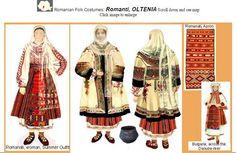 Romanati Popular Costumes, Folk Costume, Ethnic, Summer Outfits, Kimono Top, Image, Women, Fashion, Moda