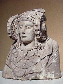 Carmen, la Dama di Elche (secc. V-IV a.C.)