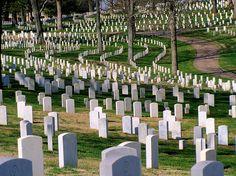 Marietta National Cemetery - Marietta, Georgia
