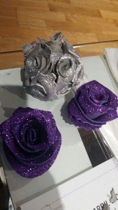 Roses foamy