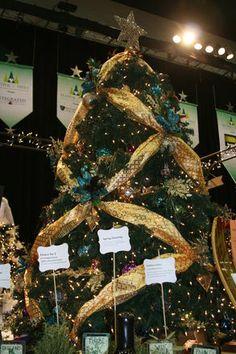 Festival of Trees 2014: Four Seasons