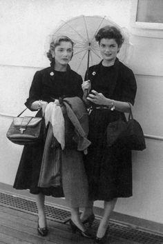 Jacqueline Kennedy September 15, 1951