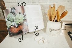 Ceramic Measuring Spoons | The Magnolia Market