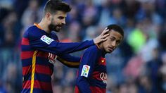#Barcelona... Pique claims Neymar is staying