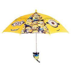 Children/'s Minion Umbrella Character Umbrella Minions Movie
