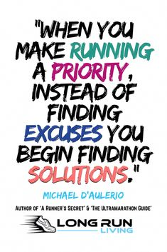 547485e3eab4 Running Motivation  How To Destroy Negative Habits To Become A Better  Runner - Long Run Living
