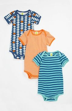 Stem Baby Bodysuit (3-Pack) (Infant) available at #Nordstrom