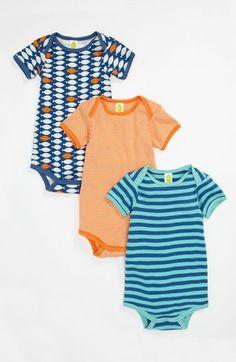 Stem Baby Bodysuit (3-Pack) (Infant) | Nordstrom