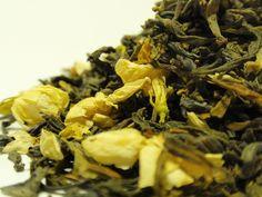 Excellent green jasmine tea - http://kawyswiata.eu/jasminowa