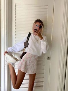 Mode Outfits, Girly Outfits, Cute Casual Outfits, Casual Chic, Stylish Summer Outfits, Vegas Outfits, Travel Outfits, Teenager Outfits, College Outfits