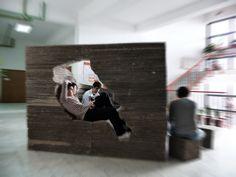 Cardboard furniture 01
