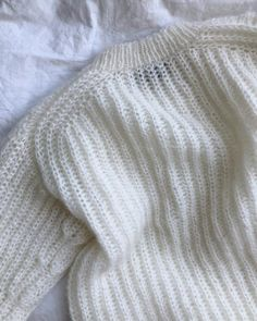 September Sweater - Lilly is Love Easy Sweater Knitting Patterns, Knitting Stitches, Angora, Circular Needles, Mohair Sweater, Knit Fashion, Style Fashion, Needles Sizes, Pulls