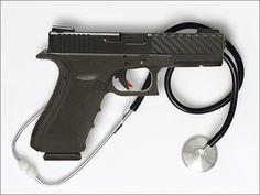 Medical Association ignores their own real health crisis to push gun control