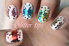 Digital.  | See more nail designs at http://www.nailsss.com/acrylic-nails-ideas/3/