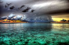 The world's most unusual beaches Rum Point, Grand Cayman, Bahamas Rum Point is famous for its bioluminescence.